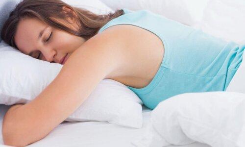 Derékfájás Alvás